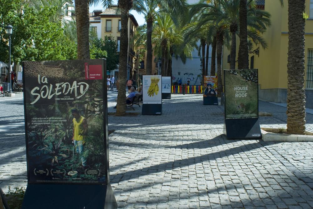 Plaza Romanill-Granada