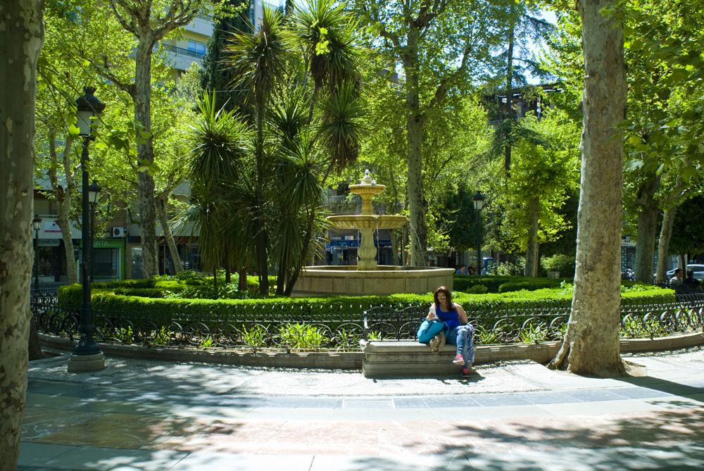 Plaza de Trinidad-Granada