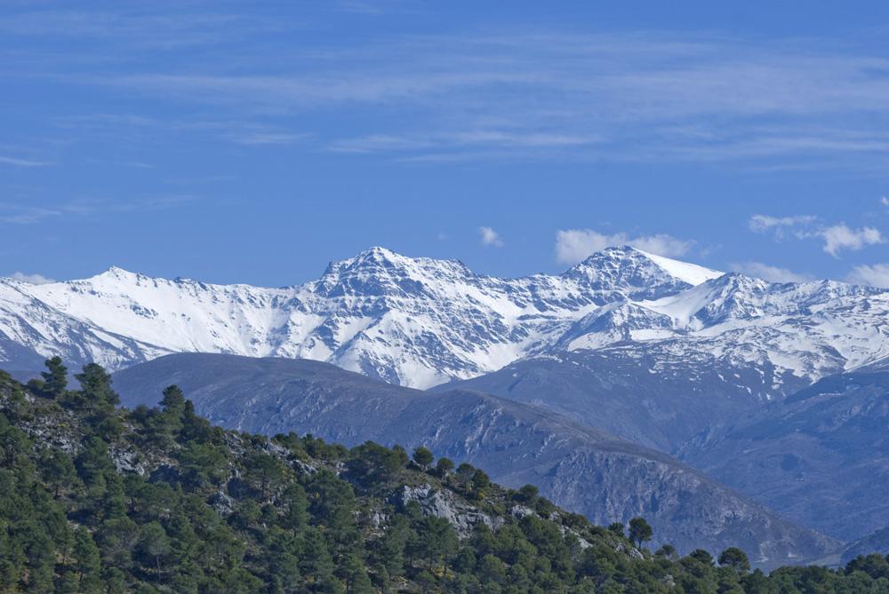 Alcazava-Mulhacen-Sierra Nevada-Granada