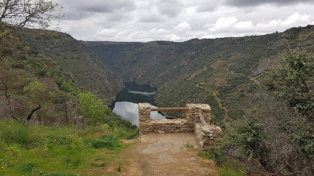 Los Arribes del Duero-Salamanca