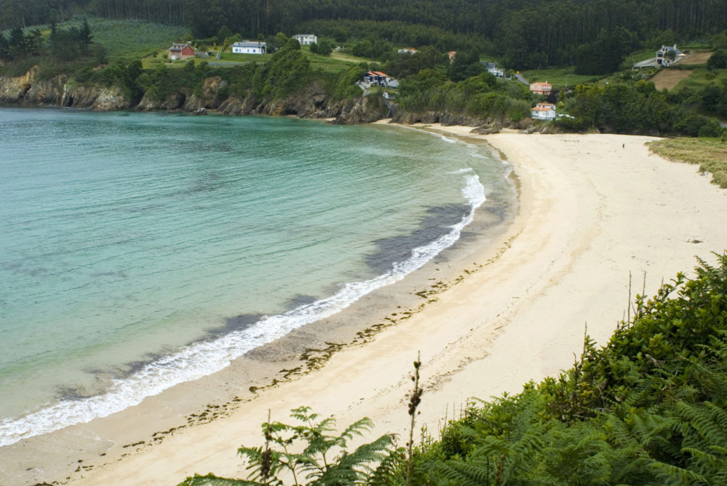 Playa de Xilloi-Vicedo