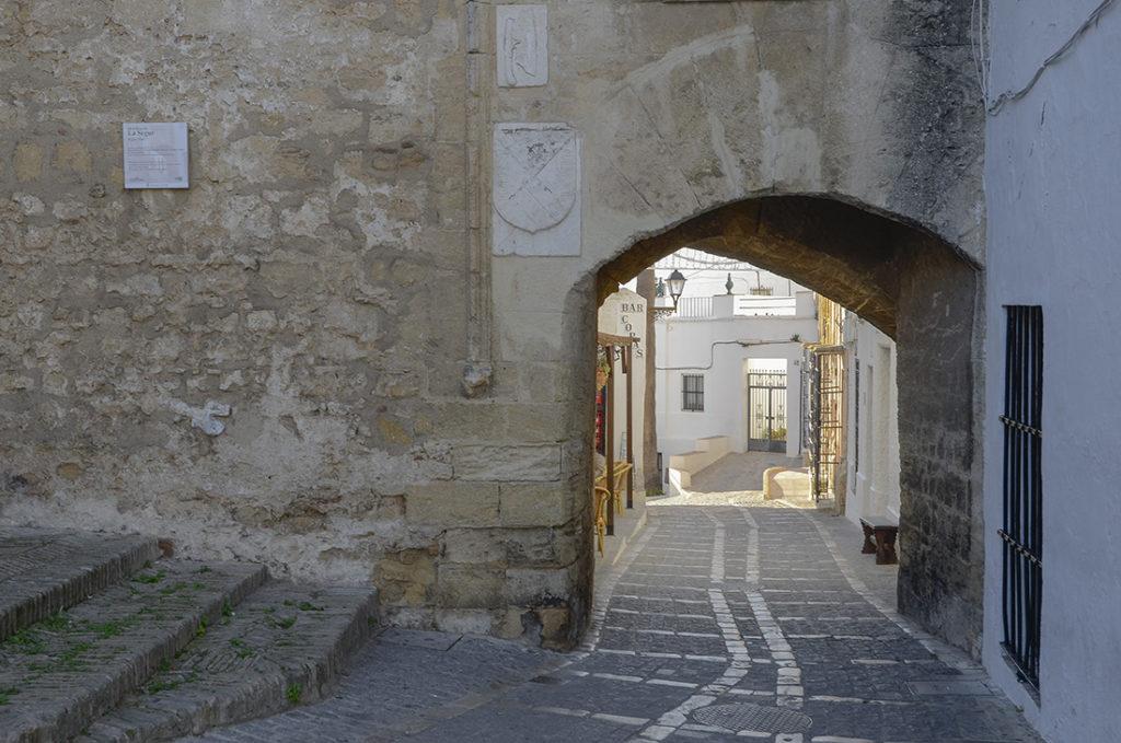 Puerta de la Segur