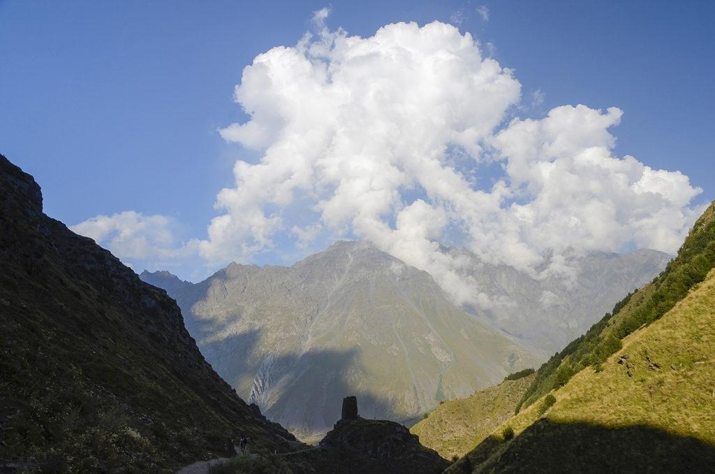Ruta-Gergeti-Georgia