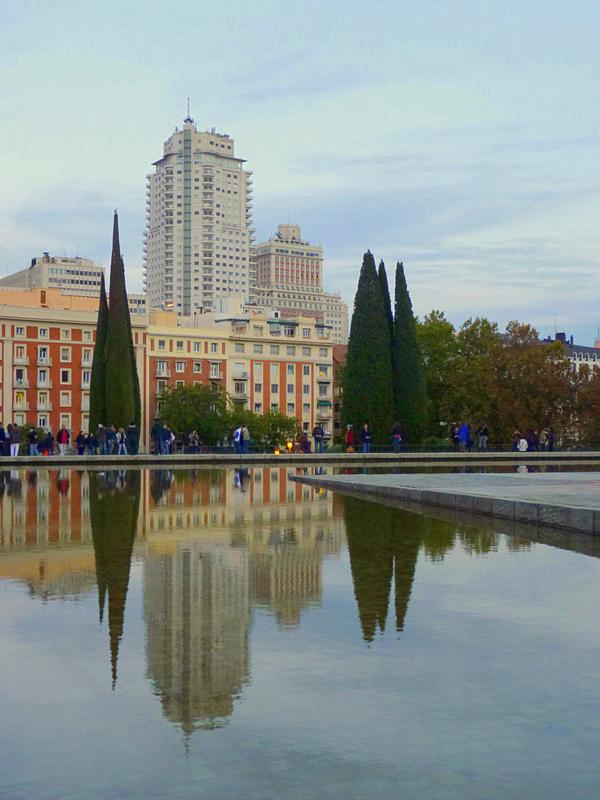 Plaza de España-Madrid
