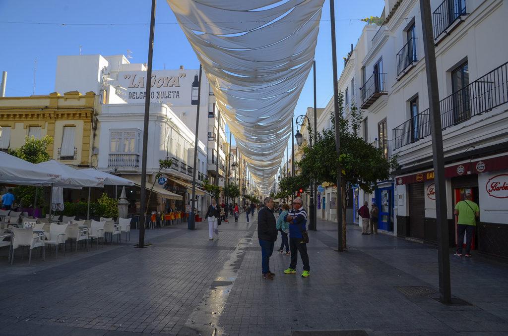 Calle-Ancha-Sanlúcar de Barrameda-Cádiz