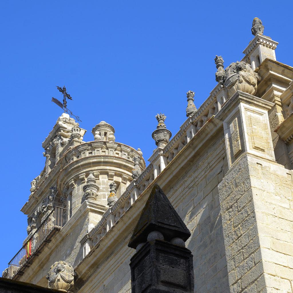 Iglesia-de-Santo-Domingo-Sanlúcar de Barrameda-Cádiz