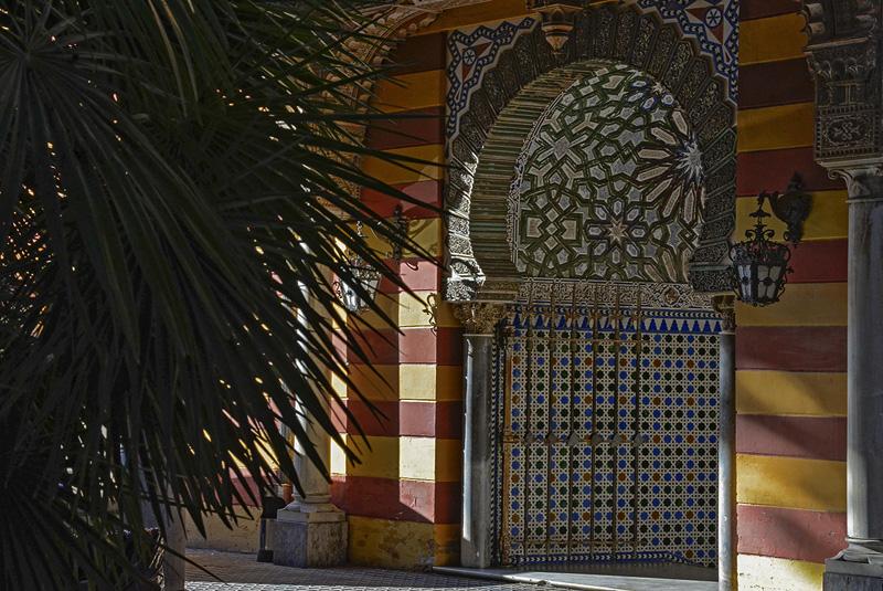 Palacio-Orleans-Borbón-Sanlúcar de Barrameda-Cádiz