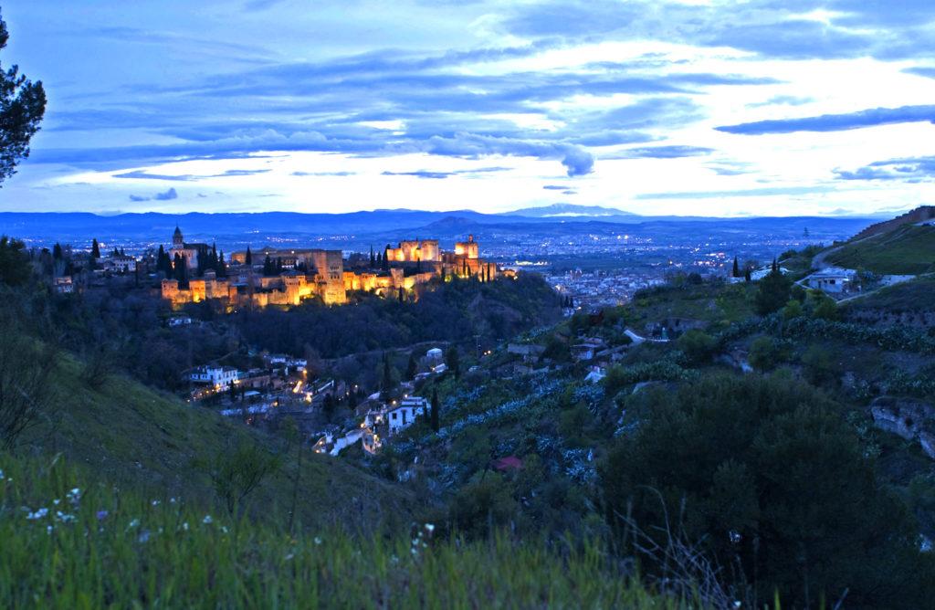 La Alhambra-Sacromonte-Granada