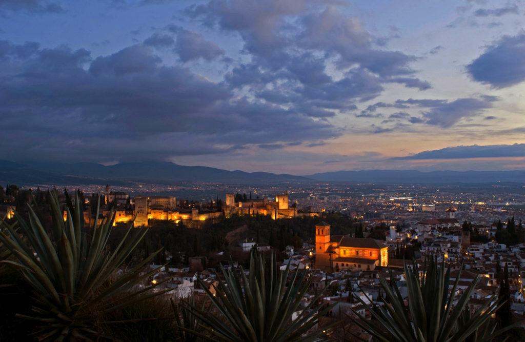 Mirador de San Miguel-Granada