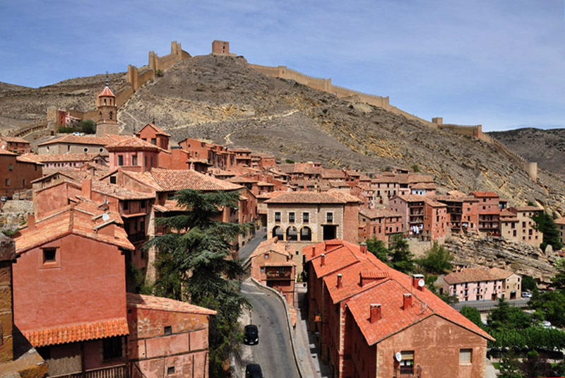Albarracín-Teruel