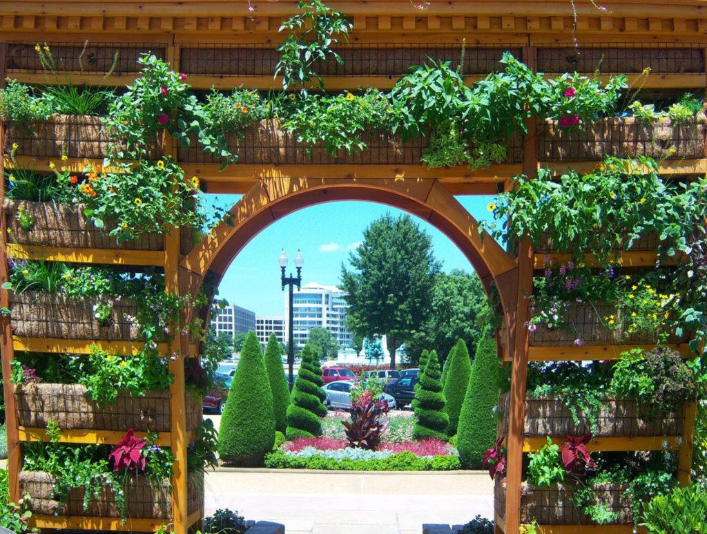 Jardines-Washington