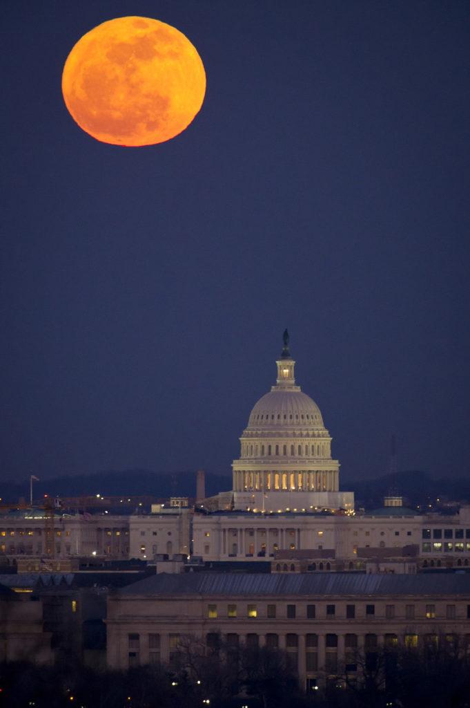 Washington-Capitolio