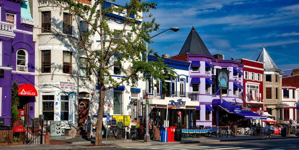 Washington-barrio antiguo