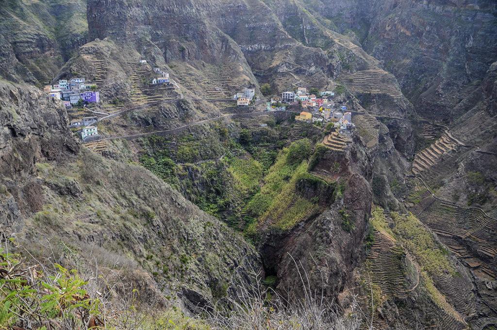 Fontainhas-Cabo Verde