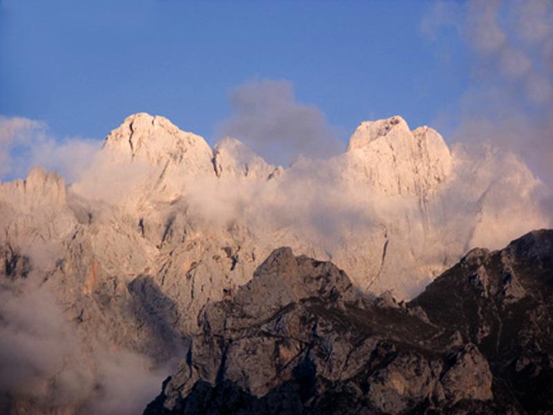 Torre Cerredo - Picos de Europa