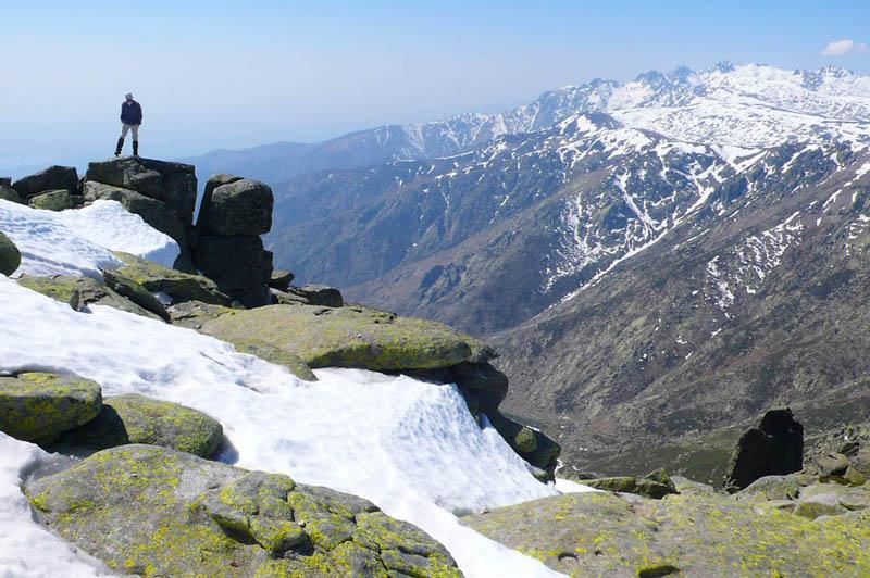 Invernal, Gredos