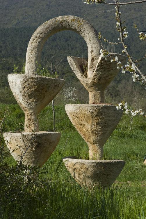 Esculturas de la bureba