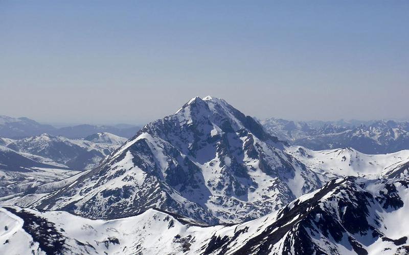Pico del Espigüete