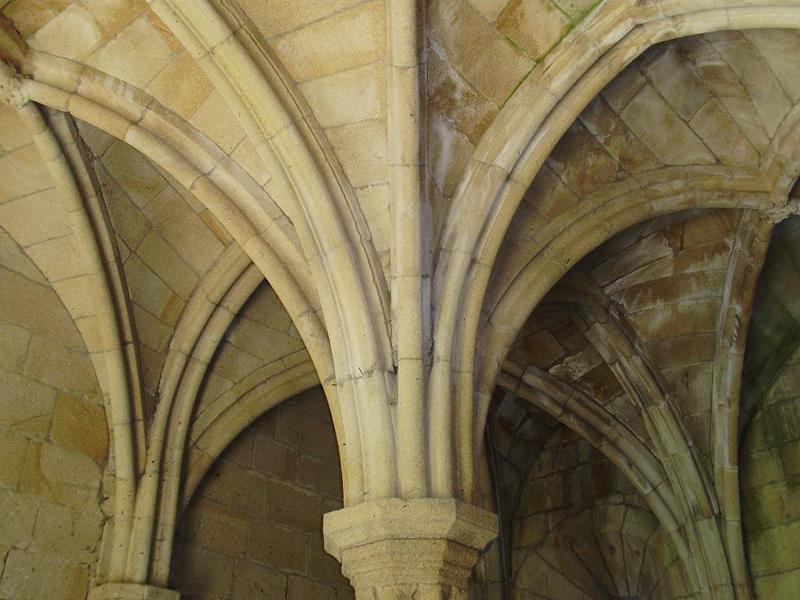 Sala capitular Santa María de Aguiar