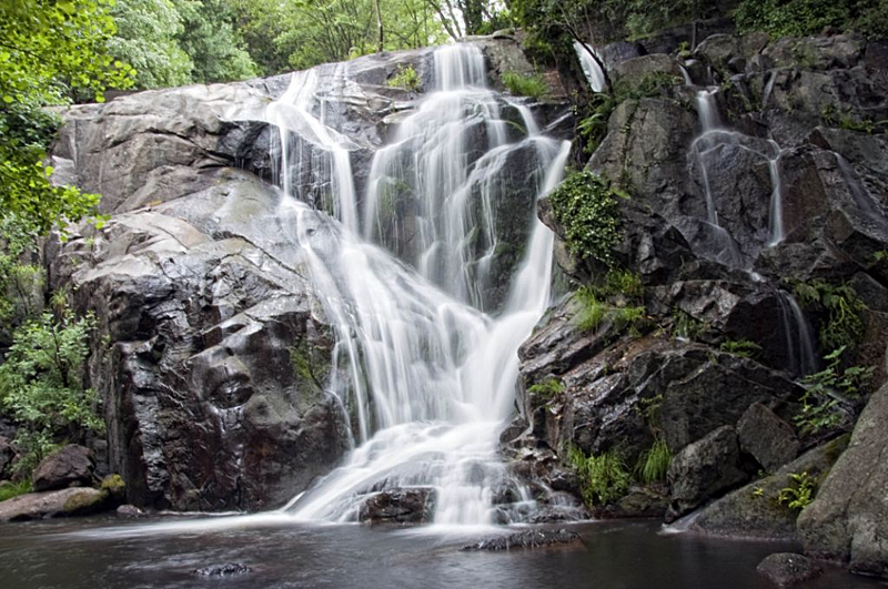 Cascada de la Nogaleda