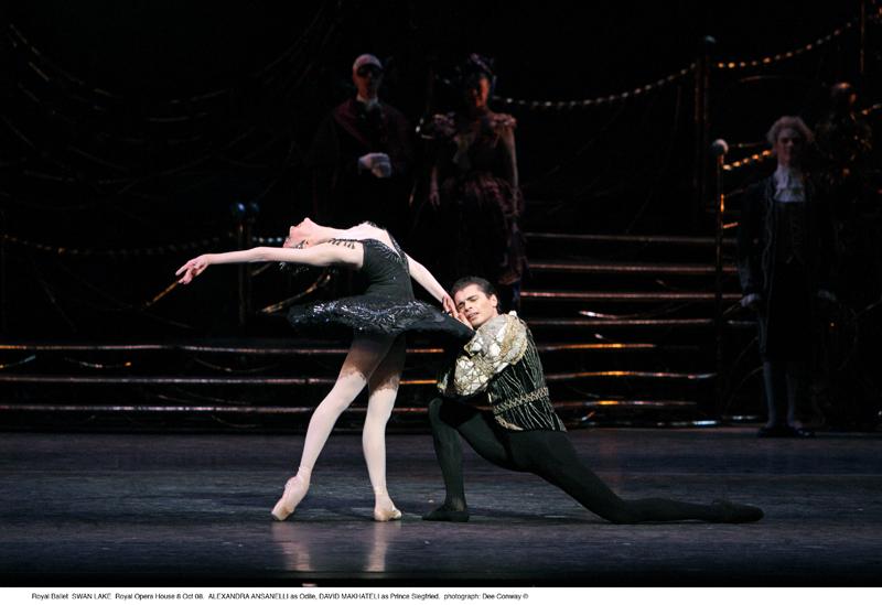 Ballet del festival de Música y Danza de Granada