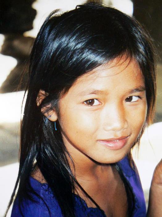 Sonrisa Camboya