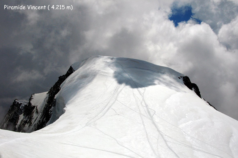 Alpes (Piramide Vincem)