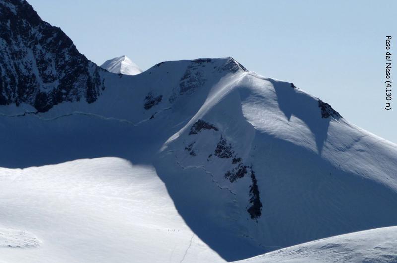 Alpes (Paso Naso)