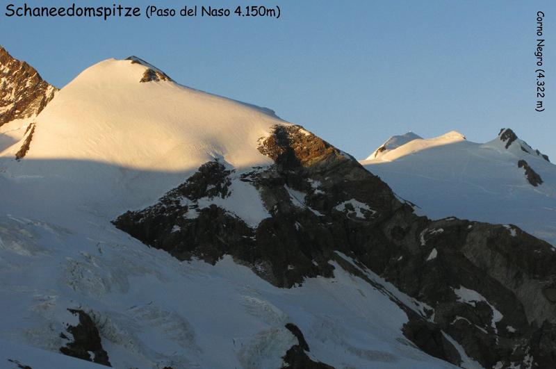 Alpes (Paso del Naso)