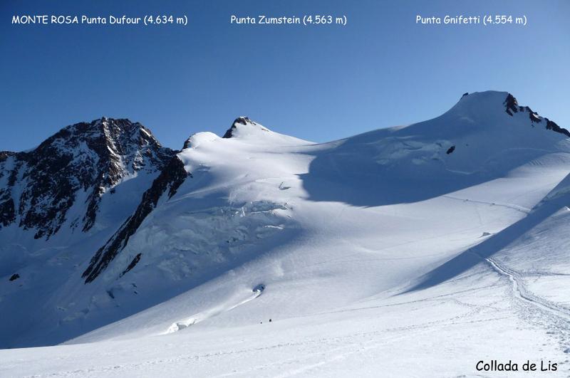 Alpes (Collada  Lys)