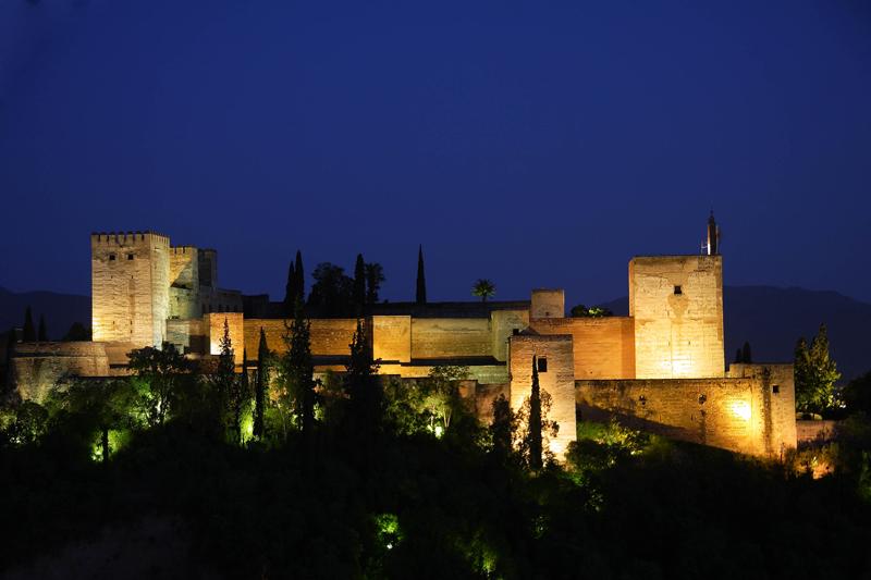 Granada, Ruta del Califato