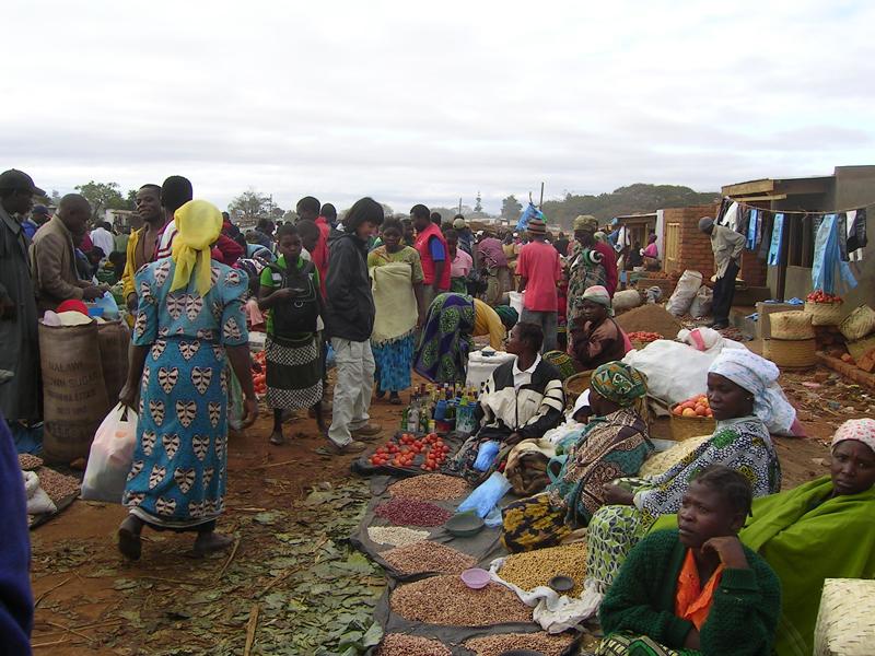 El mercado de Chezi