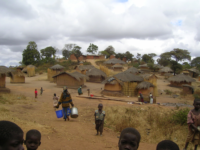 Una village de tantas