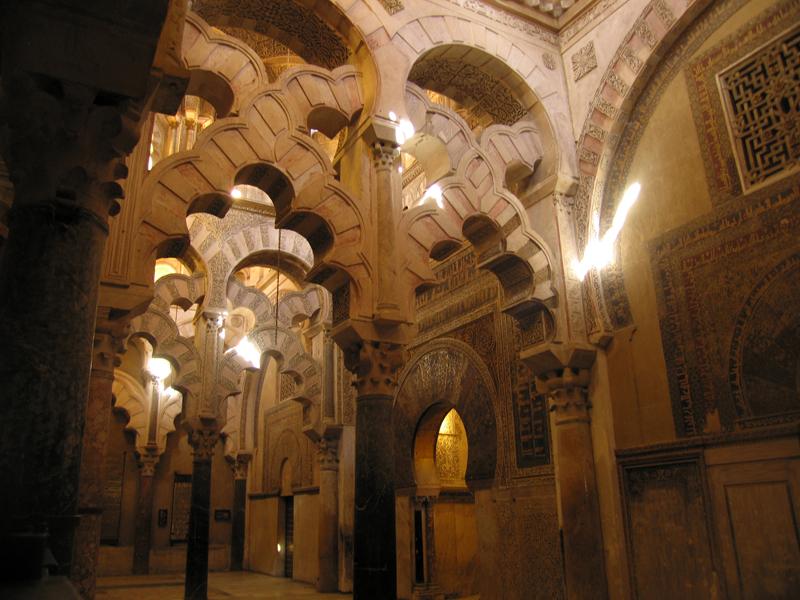 Mesquita de Córdoba, Ruta del Califato