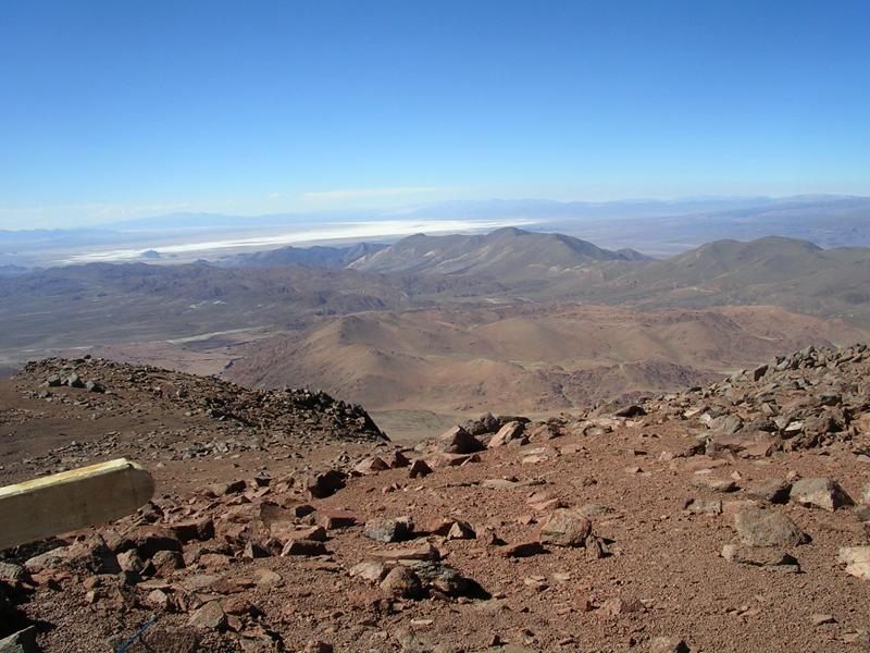 Aclimatacion Volcan Tuzgle