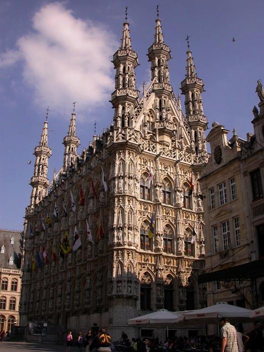 Stathuis. Lovaina. Bélgica