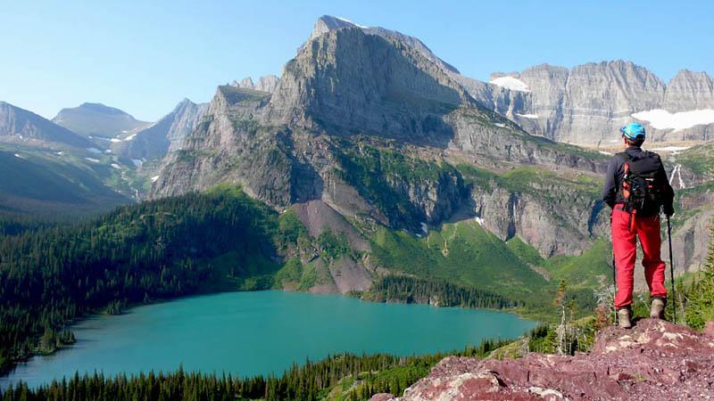 Glaciers Lake Josephine