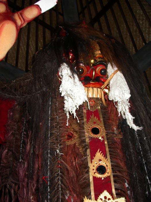 Barong. Ubud. Bali. Indonesia