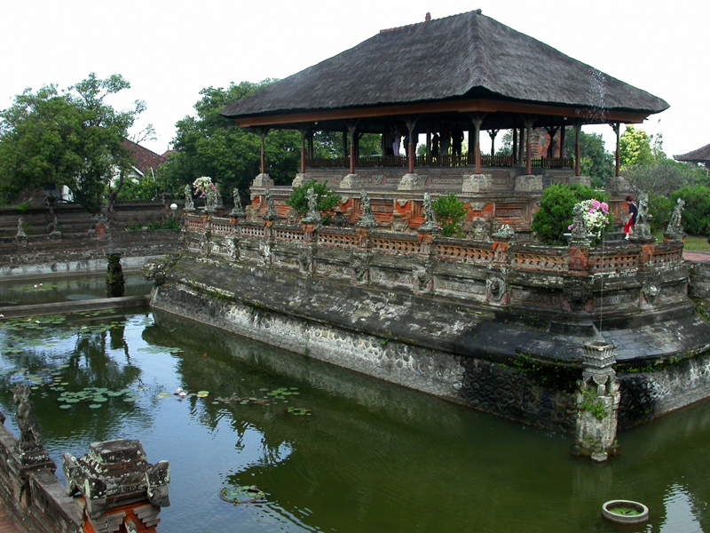 Kerta Gosa. Klungkung. Bali. Indonesia
