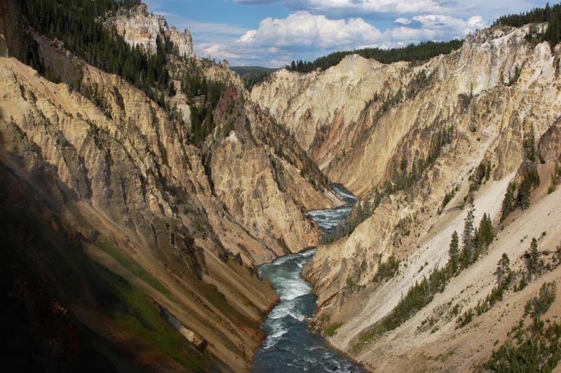 Yellowstone Cañón
