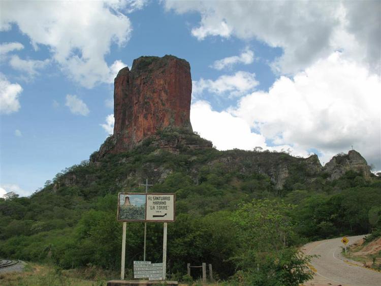 Torre de Chochis