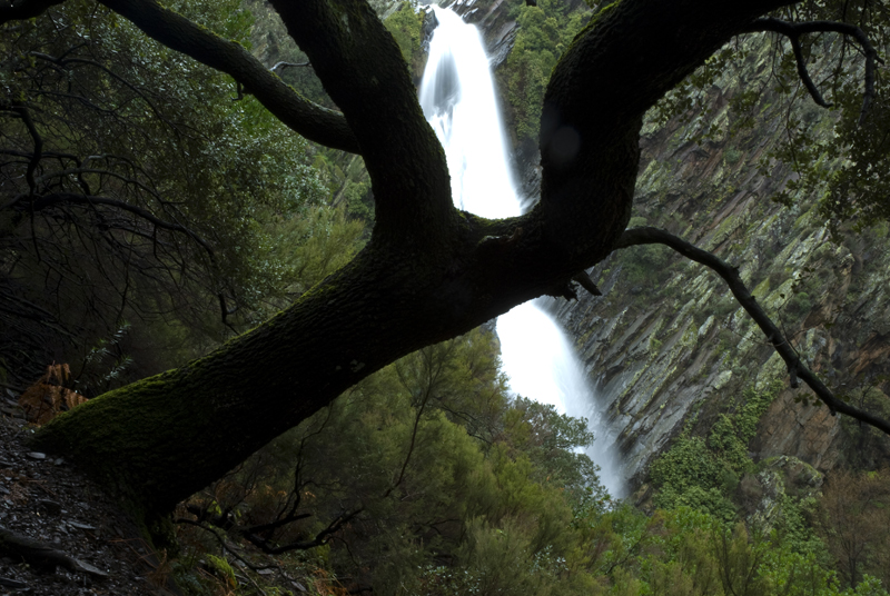 Cascada de Ovejuela