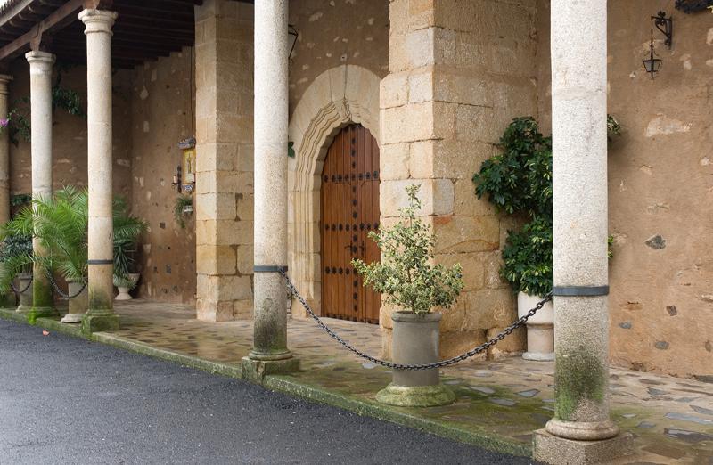 Iglesia de Descargamaría