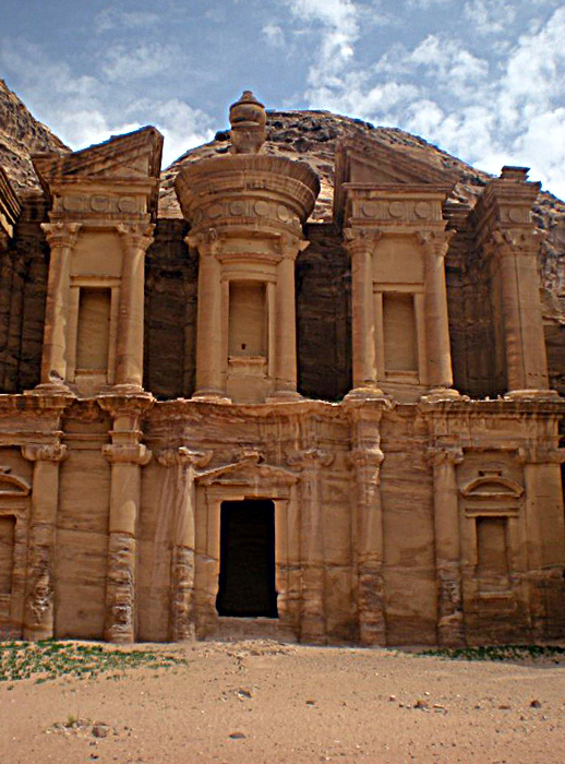Ad Dayr, Petra