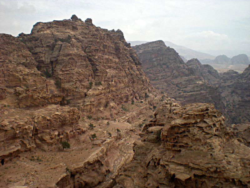 Rift Sur. Petra