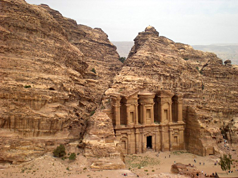 Ad Dayr, Sur. Petra