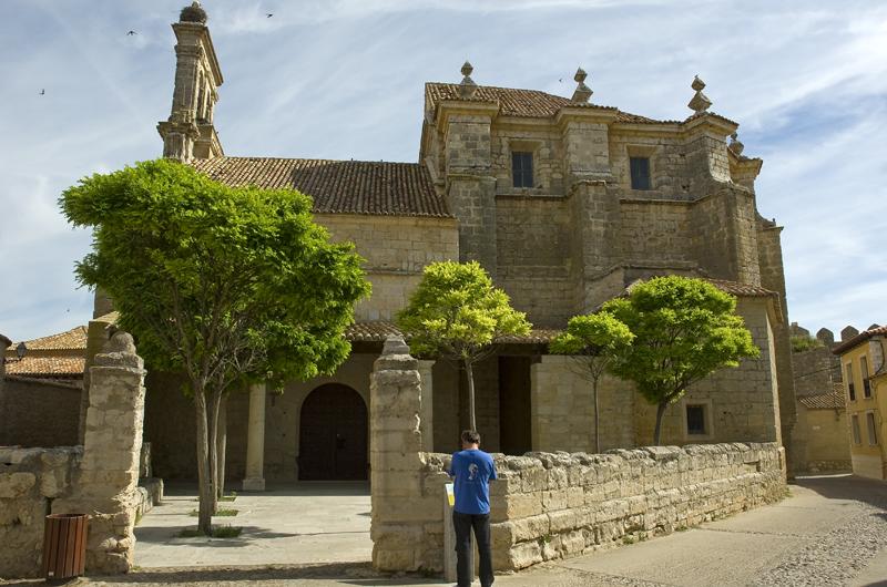 Iglesia del Azogue, Urueña
