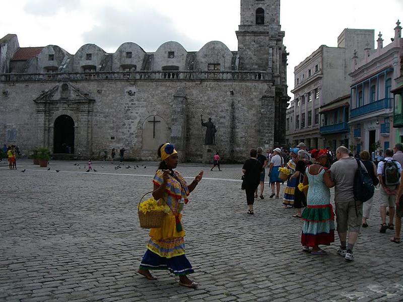 Arquitectura colonial-Cuba
