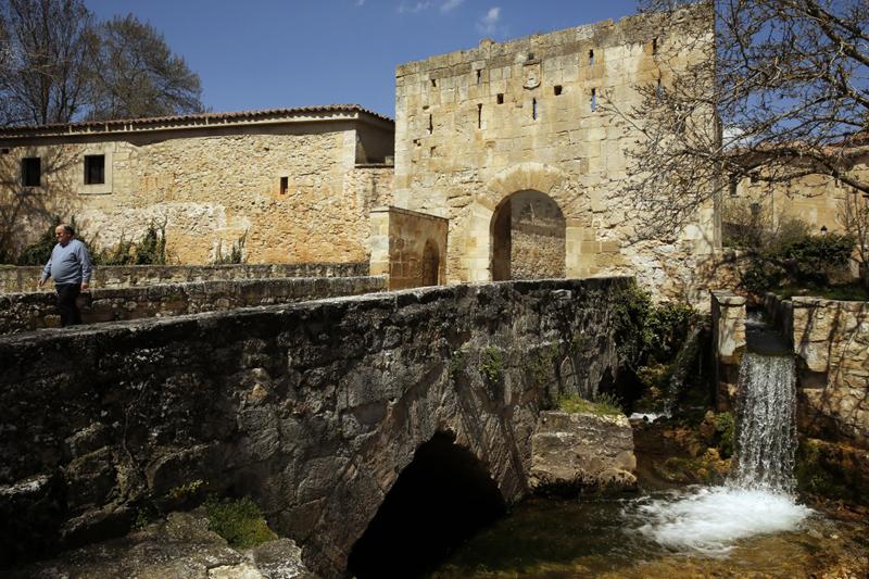 Santo Domingo de Silos, Castilla y LeÛn, EspaÒa