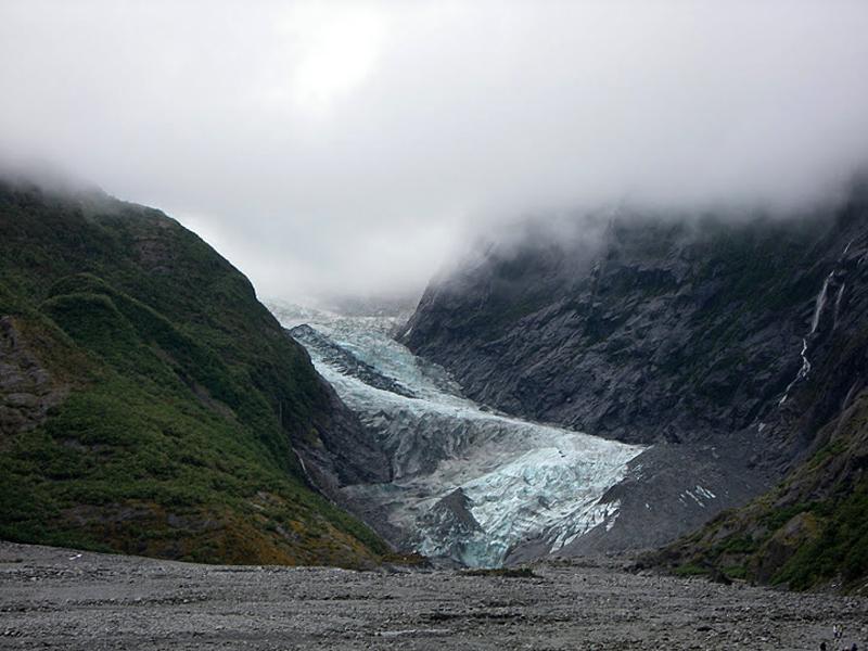 Glacier,  Nueva Zelanda
